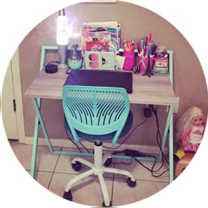 Student Computer Desk and Chair Set School College Bundle