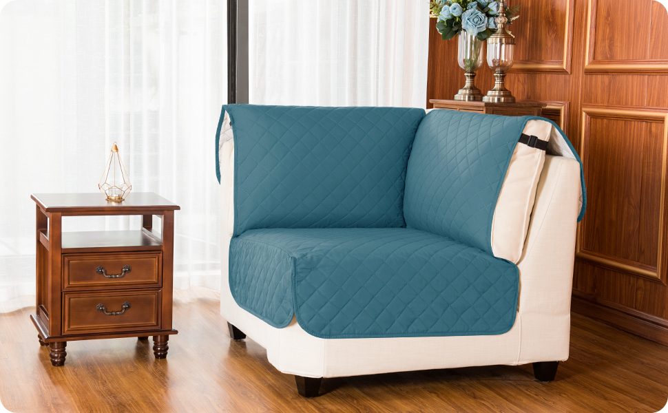 Reversible Sofa Corner Sectional Protector