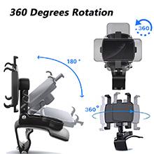 360 degree rotation