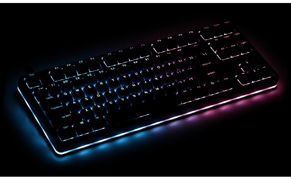 Drop Skylight PBT ABS Doubleshot TKL 65% 60% Keyboard keycap set custom ABS tenkeyless 1800 ANSI
