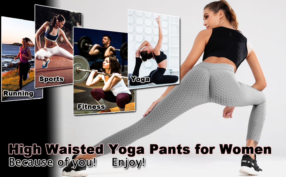 Multi color style workout tights for women