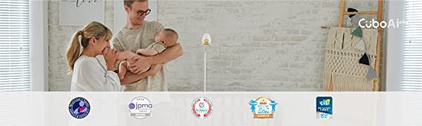 Cubo Ai Plus Smart Baby Monitor Proactive AI safety alerts