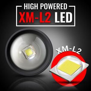 high powered xm-l2 led lens