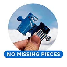 No missing pieces policy replacement free bag of pieces lost misplaced piece incomplete