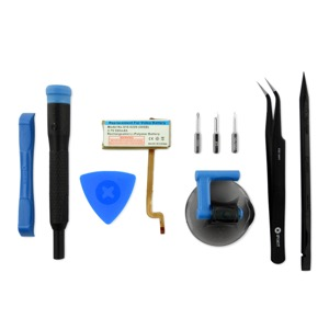 Battery Compatible with iPod Video 30 GB - Fix Kit Toolkit