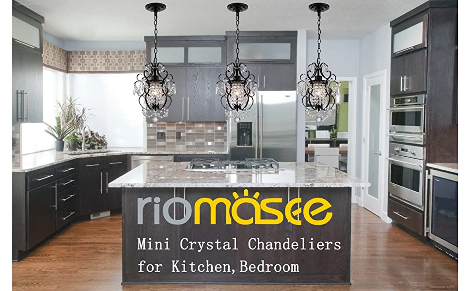 chandelier for kitchen