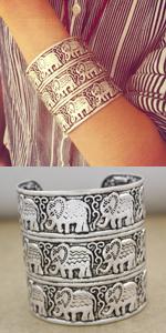 Big Bangle bracelet for Women