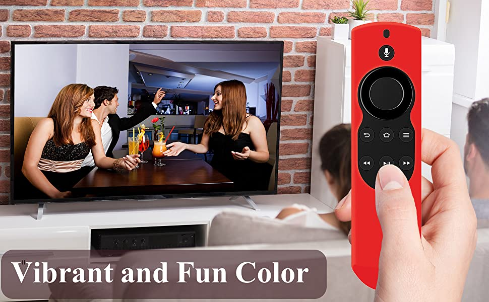 fire stick tv remote 1st gen cover glow in the dark Firetv firestick firestickremote case slicone