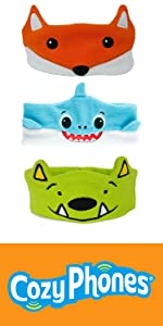 Fox and Baby Shark