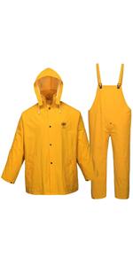Heavy Duty Rain Suit-