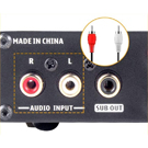 audio amplifier mini