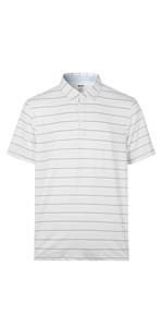 Men's Short Sleeve Moisture Wicking Performance Golf Polo Shirt