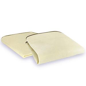Folded blanket Organizer