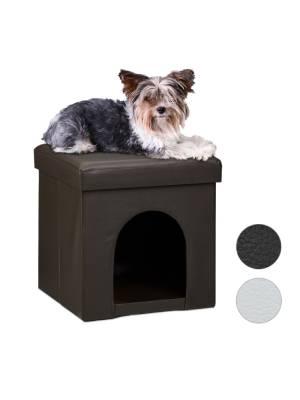 Boîte pour chien