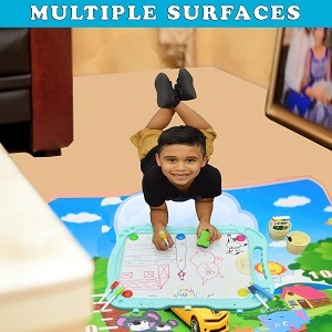 muiltiple surfaces