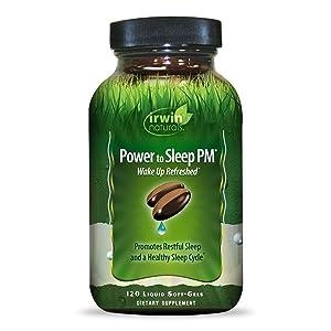 power to sleep pm melatonin