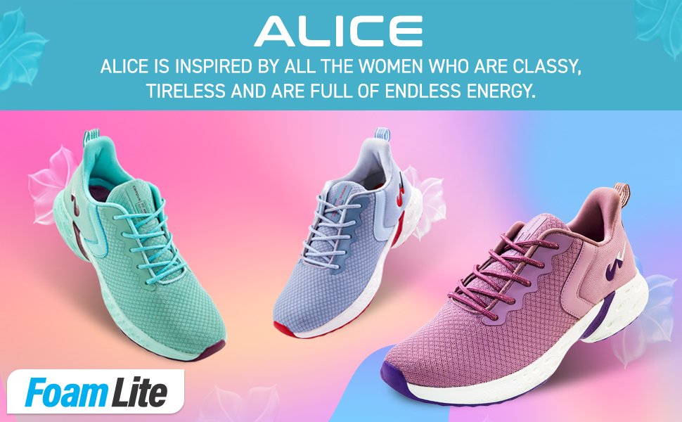 Alice is inspired by all the women are classy,
