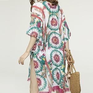 Lightweight Cardigan Soft Blouse For Women