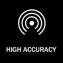 high accuracy