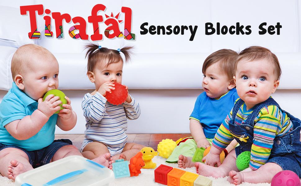 Tirafal  baby ball & blocks