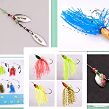 Fishing Spinner Lures