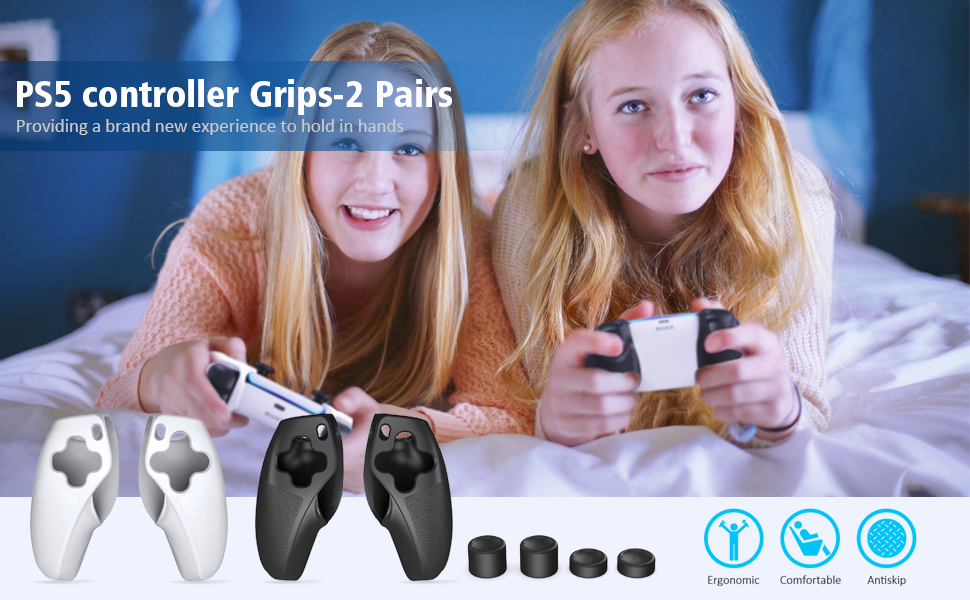 Grip controlador PS4