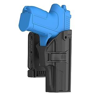 Tactical Holster Fit Sig Sauer SP2022 Concealed Carry Holder Belt Clip Molle OWB