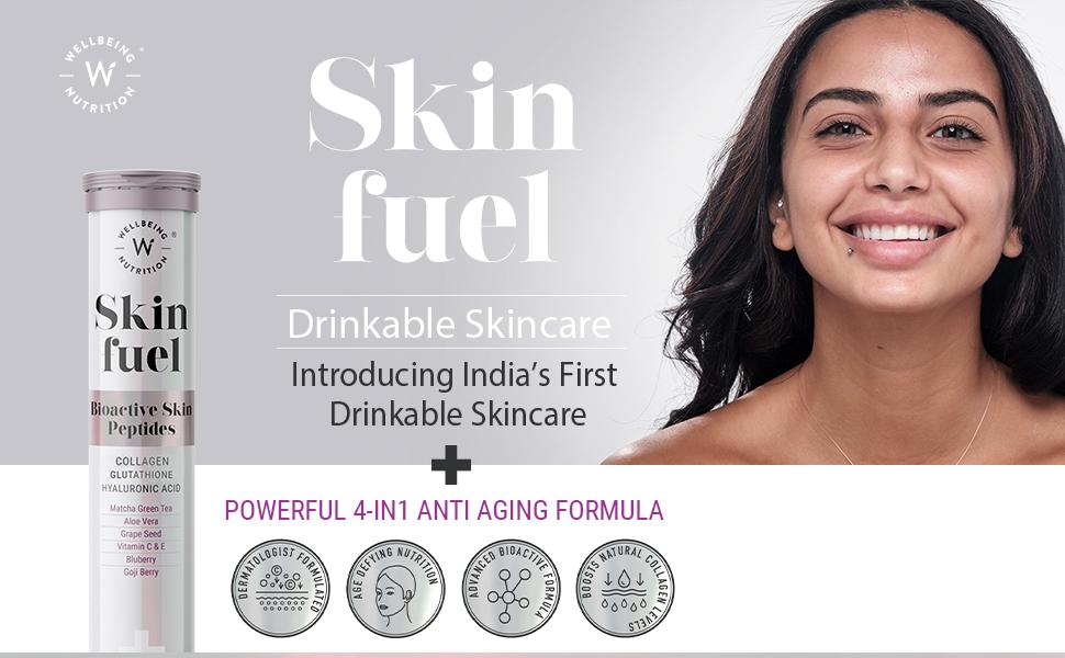 Skin fuel