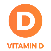 Vitamin D support for healthy immune system