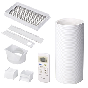 portable mobile air conditioner for basement home bathroom garage room 6000 8000 12000 14000BTU