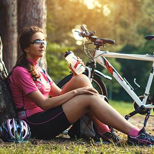 Women's Cycling Bike Jersey Short Sleeve