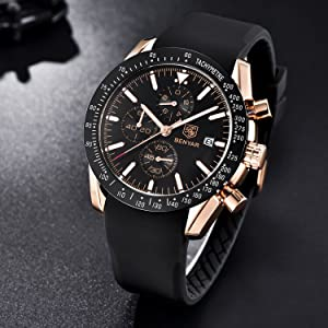 orologio uomo benyar