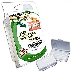 orthodontic waxes