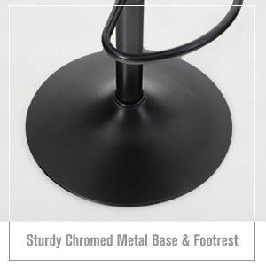 Chrome Metal Base