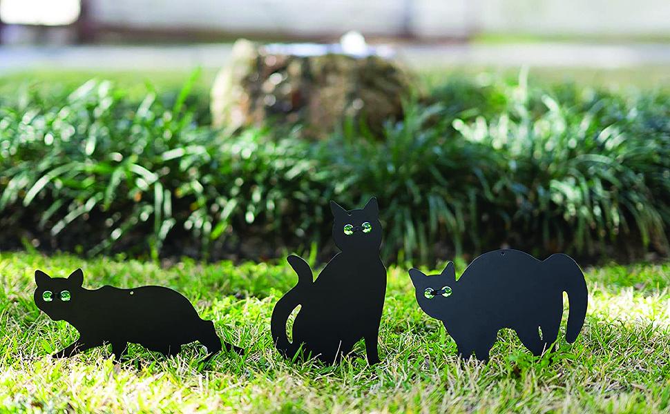 cat outdoor halloween decorations black cat halloween outdoor decor halloween decorations outdoor