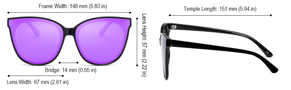 CHIDY Designer Sunglasses for Women Cat Eyes Leopard Eye Glasses Vogue Eyewear UV Protection Eyeglasses