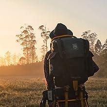 hiking kit justech