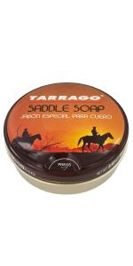 Tarrago   Jabón Para Cuero Saddlery 100ml   Limpia Cuero Liso y Guarnicionería