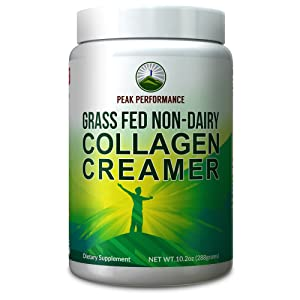 Collagen creamer powder keto ketogenic vital proteins peptides peptide protein paleo low carb shake