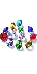 Crystal diamond set gift box