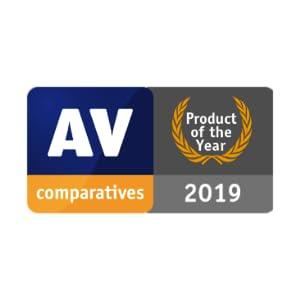 AV comparatives June 2019