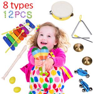 instruments de musique enfants