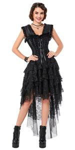 Deluxe Corset Dress