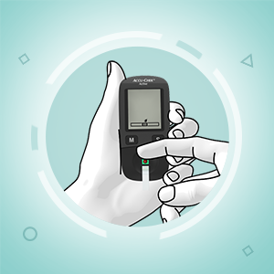 active meter,glucometer,strips,sugar checking device