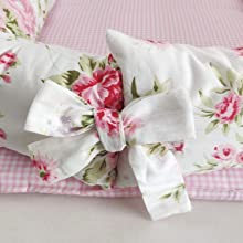 girls baby nest bed