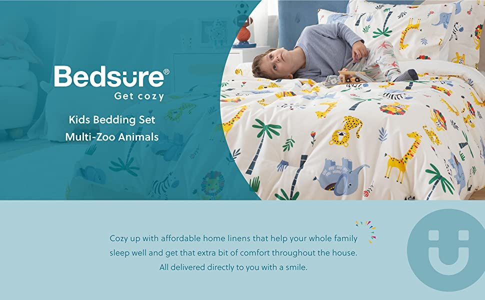 Bedsure Kids Bedding Sets