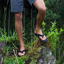 Sandal Comfort sole
