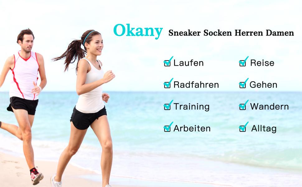 Sneaker sokken mannen vrouwen