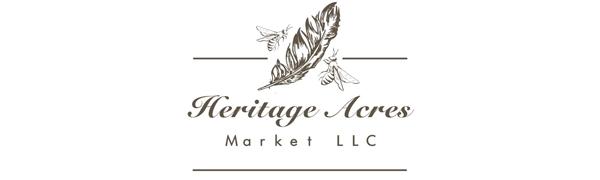 Heritage Acres Market Logo