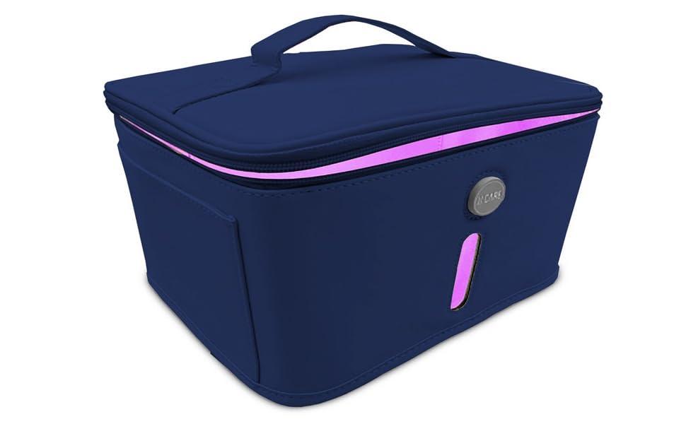 uv sterilizer bag for makeup baby bottles breast pump uv light sanitizer box